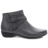 Dansko Women's Faithe Boot - Grey - Profile