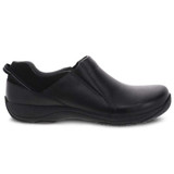 Dansko Women's Neci -  Black Leather - 1957-020202 - Profile 1