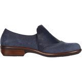 Naot Women's Angin - Navy Leather and Nubuck - Profile