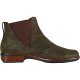 Naot Women's Ruzgar Boot - Oily Olive - Profile