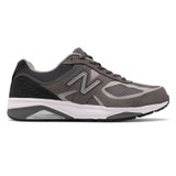 New Balance 1540v3 Men's Stability Motion Control - Grey / Black - M1540GP3 - Profile