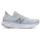 New Balance Women's Fresh Foam 1080v10 Running - Light Cyclone with Team Carolina & Grey - W1080G10 - Profile