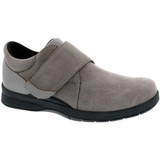 Drew Moonwalk - Grey Stretch Leather - 14100-9T - Main