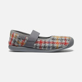 KEEN Women's Sienna Mary Jane Plaid - Grey Multi with Pewter - 1024428 - Profile