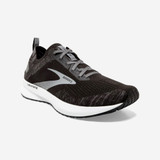 Brooks Women's Levitate 4 Road Running Shoe - Black - 110345-012 - Angle