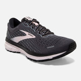 Brooks Women's Ghost 13 - Black / Pearl - Angle