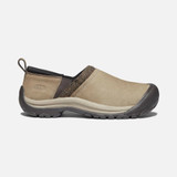 Keen Women's Kaci II Winter Slip-On - Timberwolf / Brindle - Profile