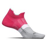 Feetures Elite Max Cushion No Show - Fierce Magenta - Profile