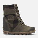 Sorel Women's Lexie Wedge Boot - Alpine Tundra - 1920931-326 - Profile