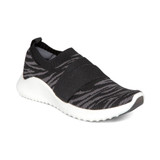 Aetrex Women's Allie Arch Support Sneaker - Black - Angle