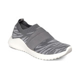 Aetrex Women's Allie Arch Support Sneaker - Grey - AS126 - Profile