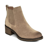 Aetrex Women's Willow Arch Support Weatherproof Boot - Taupe - Angle
