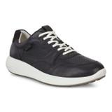 ECCO Women's Soft 7 Runner Sneakers - Black - 460613-01001 - Angle