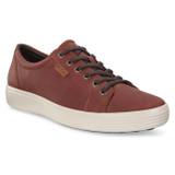 Ecco Men's Soft 7 M Sneaker - Cognac - 430004-02053 - Angle