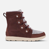 Sorel Women's Explorer Joan™ Boot - Redwood - 1876491-628 - Profile
