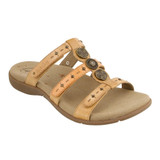 Taos Footwear Women's Festive - Honey Multi - FST-13007H-HON - Angle