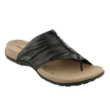 Taos Footwear Women's Gift 2 - Black Printed Leather - GT2-12045-BLK - Angle