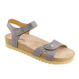 Taos Footwear Women's Luvie - Steel - LUV-9058-ST - Angle