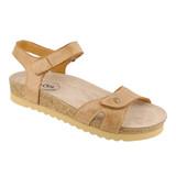Taos Footwear Women's Luvie - Tan - LUV-9058-TAN - Angle