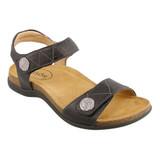 Taos Footwear Women's Pioneer - Black - PIO-13932-BLK - Angle