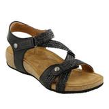 Taos Footwear Women's Trulie - Black - TRU-16406-BLK - Angle