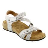 Taos Footwear Women's Trulie - Silver - TRU-16406-SIL - Angle