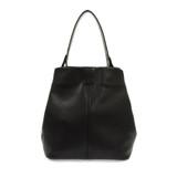 Joy Susan Ava Convertible Shoulder Bag - Black - Profile 2