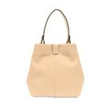 Joy Susan Ava Convertible Shoulder Bag - Ivory - Profile 2