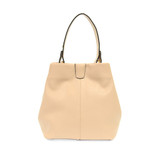 Joy Susan Ava Convertible Shoulder Bag - Ivory - Profile 2