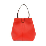 Joy Susan Ava Convertible Shoulder Bag - Red - Profile 2