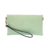 Joy Susan New Kate Crossbody Clutch - Pistachio - Profile