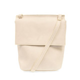 Joy Susan Aimee Front Flap Crossbody - Oyster - Profile 2