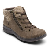 Rockport Aravon Women's Rev WP Low Boot - Brown - Angle