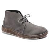 Birkenstock Milton Desert Boot - Gray (Regular Width) - Angle
