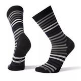 Smartwool Men's Spruce Street Crew Socks - Black - Dual