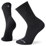 Smartwool Athletic Light Elite Crew Sock - Black - Dual