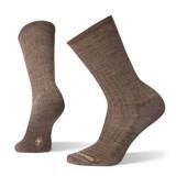 Smartwool Men's New Classic Rib Socks - Taupe II - Dual