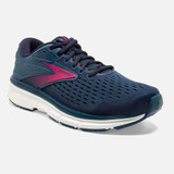 Brooks Women's Dyad 11 Running - Blue / White - 120312-490 - Main