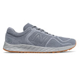 New Balance Men's Fresh Foam Arishi v2 - Grey with Black - MARISST2 - Profile