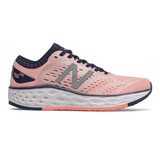 New Balance Women's Fresh Foam Vongo v4 - Peach Soda with Natural Indigo - Profile