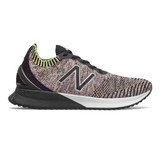 New Balance Women's FuelCell Echo - Plum with Bali Blue & Ginger Pink - Profile