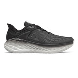 New Balance Men's Fresh Foam More V2 - Black with Magnet  - Profile Pic