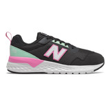 New Balance Kid's Fresh Foam 515 Sport - Black with Candy Pink - Profile Pic