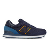 New Balance Men's 515 Classics - Navy Blue - Profile