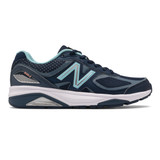 New Balance 1540v3 Women's Stability Motion Control - Natural Indigo - Profile