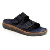 Jambu Men's Summer Glide - Navy - Angle