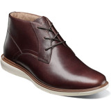 Florsheim Men's Ignight Plain Toe Chukka - Brown - Angle