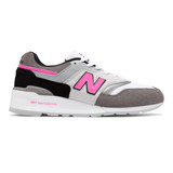 New Balance Made in US 997 - Grey / Pink - Profile