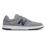 New Balance Men's All Coast 425 - Gray / Navy - AM425STL - Profile