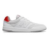 New Balance Men's All Coast 425 - White / Red - Profile